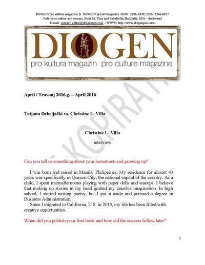 tell me something artist interviews from the rail books christine l villa diogen pro kultura magazin
