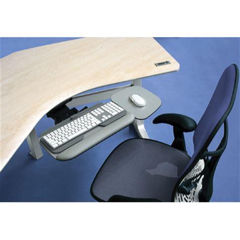 workrite ergonomics adjustable desk manual adjustable keyboard tray ergonomic medium size of