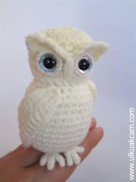 amigurumi owl amigurumi snowy owl pattern owl patterns snowy owl and