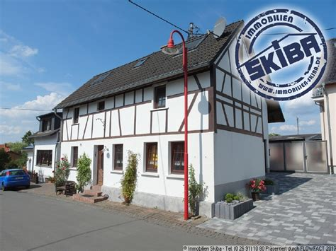immobilien haus mieten einfamilienhaus in barweiler 87 m 178