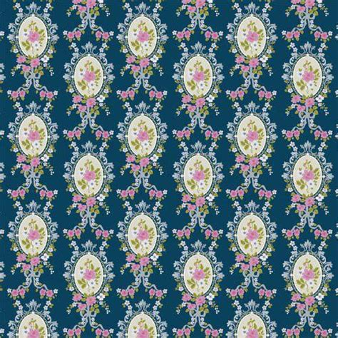victorian dolls house wallpaper the dolls house emporium blue victorian cameo wallpaper
