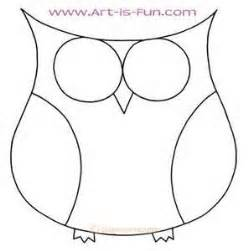 Owl String Template - best 25 owl drawing easy ideas on owl doodle