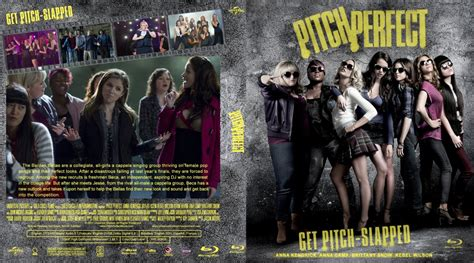 Dvd Original Pitch 1 Pitch 2 pitch custom covers pitch bd dvd covers
