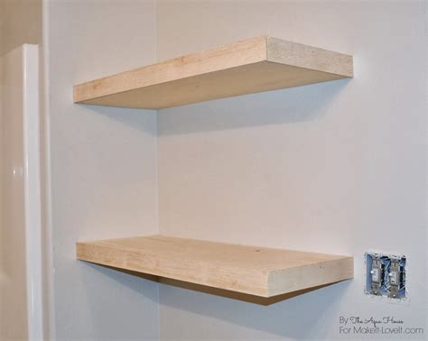 Angled House Plans by Diy Floating Shelves A Great Storage Solution