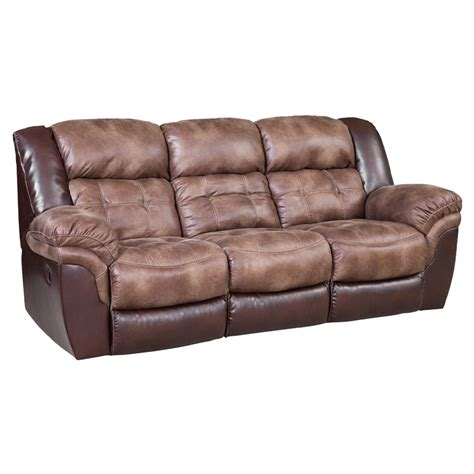 dual power reclining sofa miranda dual power reclining sofa wg r furniture