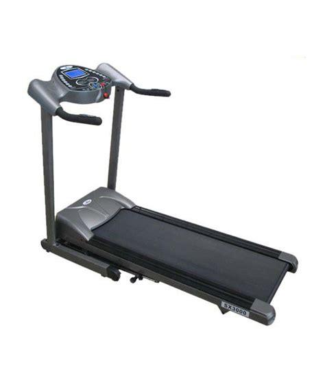 Treadmill Elektrik 2 Hp cosco cmtm sx 3000 motorised treadmill with 2 0 hp dc motor buy at best price on snapdeal