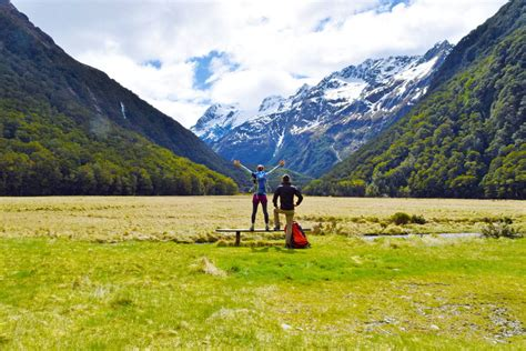 Or New Hiking The Routeburn Track Backpacker Guide New Zealand