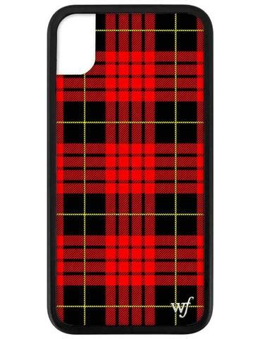 plaid collection wildflower cases