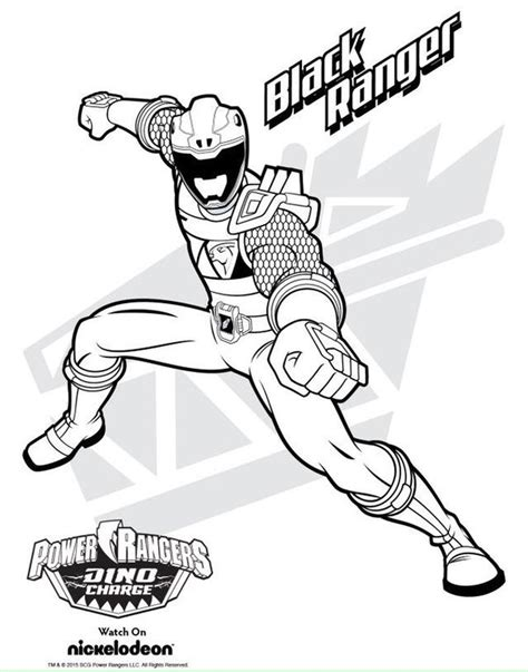 power rangers dino charge coloring pages to print free colouring pages power rangers 25 best power rangers