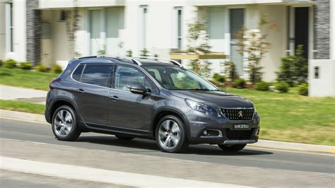2017 peugeot cars 2017 peugeot 2008 review caradvice