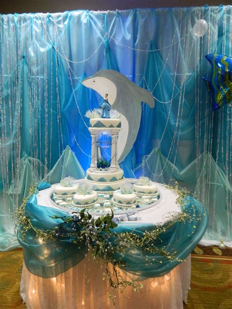 The Sea Table Decorations by Pin By Alia J Todd On All Styles