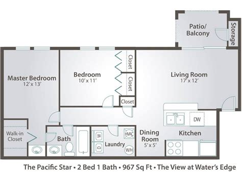 bathroom laundry room floor plans apartment floor plans pricing the view at water s edge
