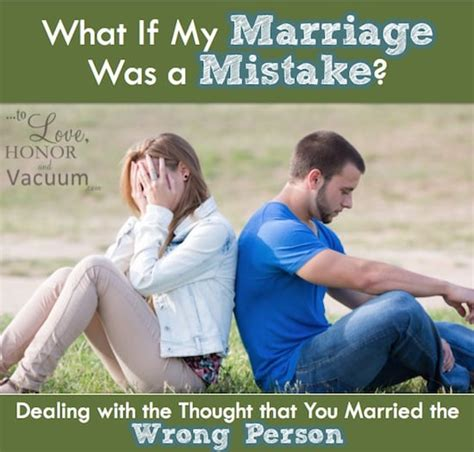 marriage mistakes april 2015 what if my marriage was a mistake