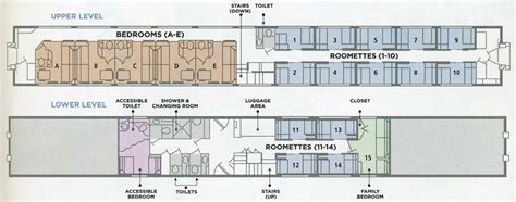 Amtrak Sleeper Car Layout amtrak sleeper car layout