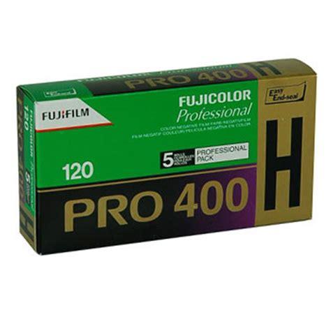 fujifilm pro fujifilm pro 400h 120 colour print roll pack of 5