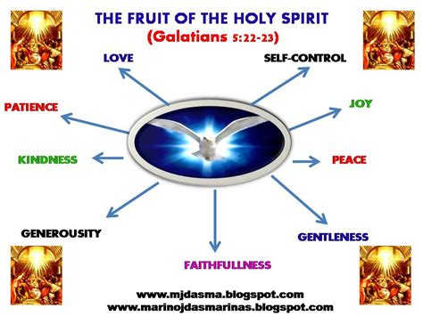 9 fruits and gifts of the holy spirit my reflections may 2013