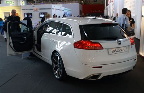 opel white opel insignia wagon opc www pixshark com images