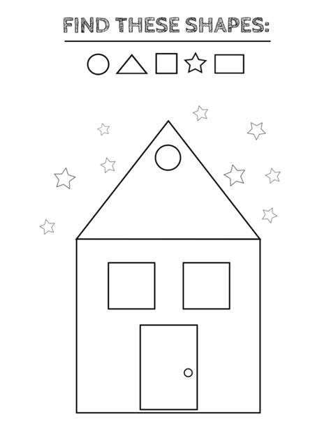 learning colors free printable uh oh free printable shapes worksheets coloring pages and