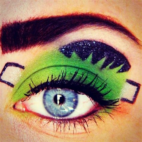 5 Makeup Posts To Blogstalk by New Post On How To Get A Spooky Quot Frankenst Eye N Quot Look For