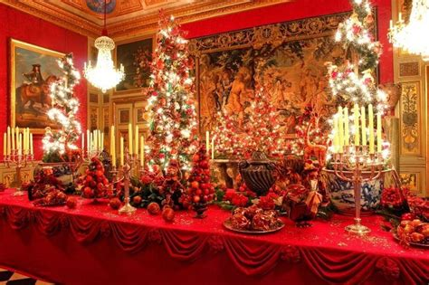 elaborate christmas table pictures   images  facebook tumblr pinterest  twitter