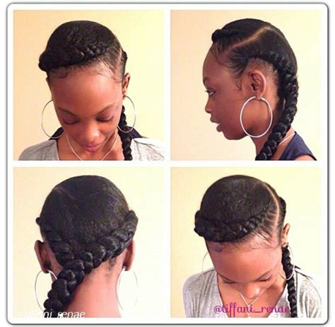 natural hairstyles on instagram natural hair style valentine hairstyle inspiration from
