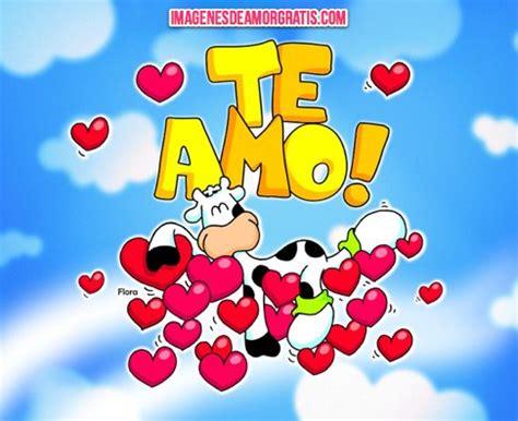 Imagenes De Vaquitas Animadas Con Frases De Amor | vaquitas divertidas y tiernas imagui