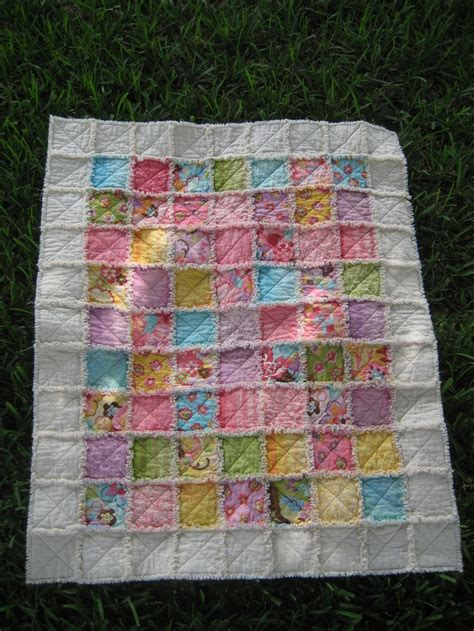 Rag Puff Quilt by 628 Best Sewing Rag Puff Chenille Quilts Images On