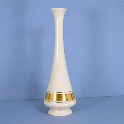 Lennox Vase by Lenox Minaret Collection Bud Vase