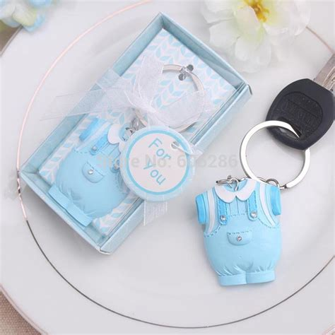popular gifts buy cheap gifts lots from wholesale 100pcs lot baby themed keychain favors for