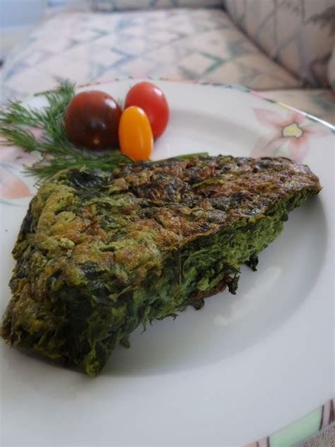 ricette persiane la cucina persiana kuku sabzi la frittata di