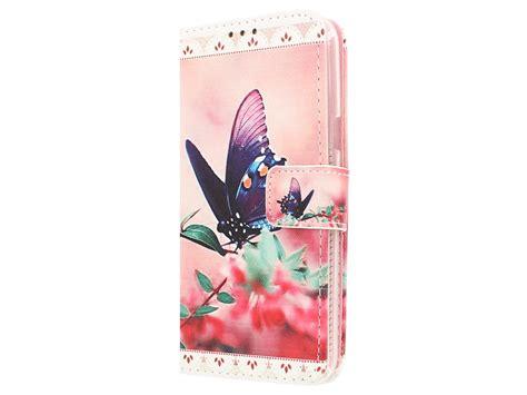Ted C0268 Samsung Galaxy J5 butterfly bookcase samsung galaxy j5 2015 hoesje