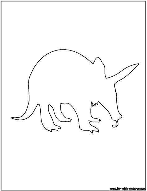 printable animal outlines free coloring pages of aboriginal outlines arty