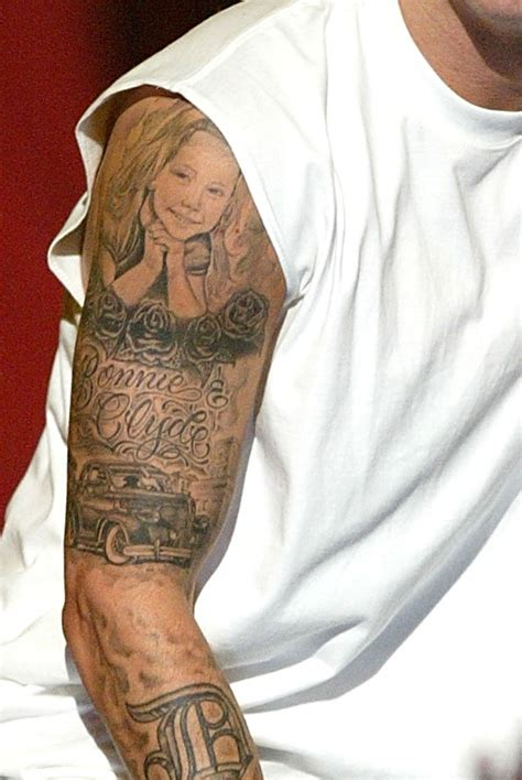 tattoos pics eminem tattoos pictures images pics photos of his tattoos