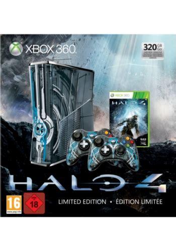 Xbox 360 Halo 4 Limited Edition xbox 360 320 gb halo 4 limited edition xbox 360