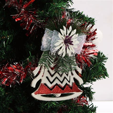 plastic christmas tree ornaments white christmas
