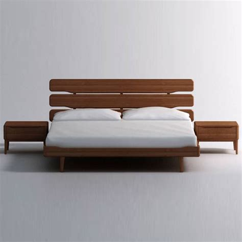 wood bed frames without headboard king bed without headboard best modern classy bedroom