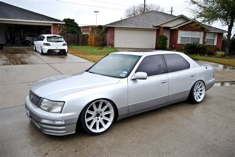 lexus ls400 lowered ucf20 carjunkies