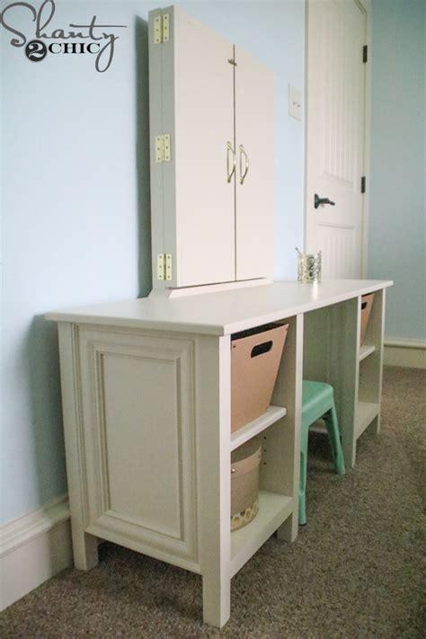 diy farmhouse bathroom vanity shanty 2 chic diy kids vanity shanty 2 chic