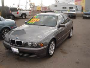 bmw 5 series 525i 2003 auto images and specification