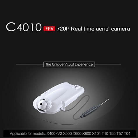 C4010 Fpv Wifi 720p Real Time For Mjx X400x500x600x800x10 mjx c4010 720p fpv real time aerial wifi for x101 x102 x103 x104 x600 a1 a2 a3 a4 rc