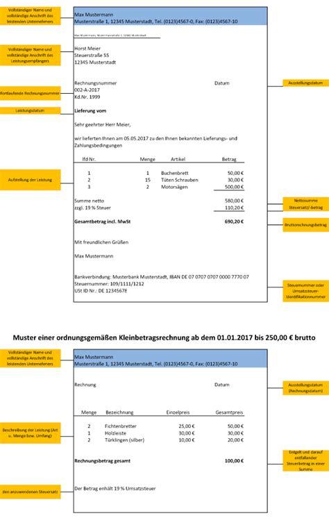 Musterrechnung Handel Ordnungsgem 228 223 E Rechnung Aktuelle Steuertipps Steuerberaterin Augsburg Frau Hannelore Schemm