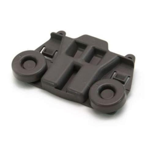 wpw10195417 sears kenmore dishwasher rack roller transport
