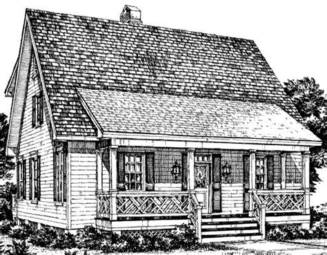 Azalea William H Phillips Southern Living House Plans