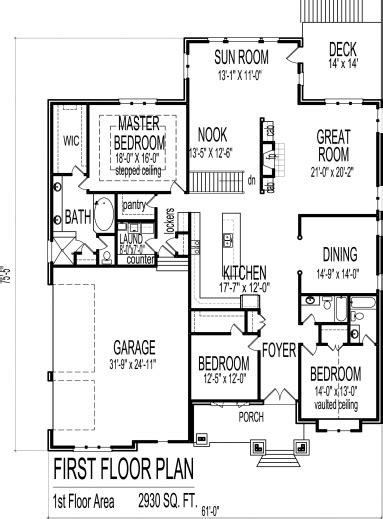 cad house floor plans house plan 2017 remarkable 3 bedroom bungalow house floor plans designs