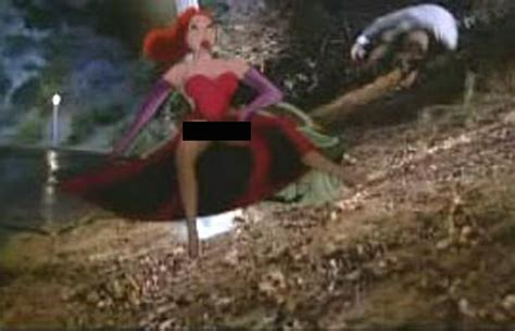 jessica rabbit controversy who framed roger rabbit a history of weird sexual