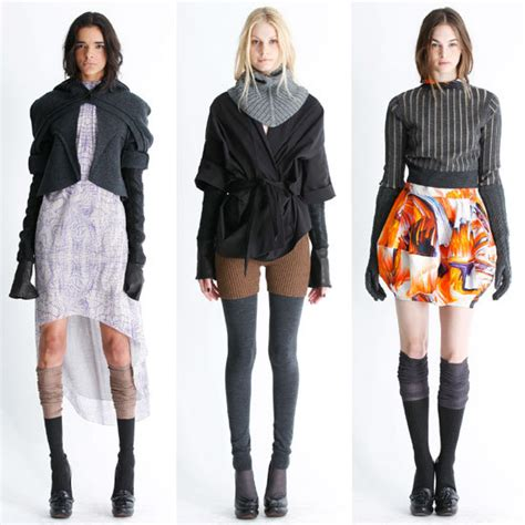 celebrity with knock knees pictures of vera wang s pre fall 2012 runway collection