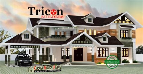 ultra luxury house plans 5 bedroom ultra luxury modern villa kerala house plans designs floor plans and
