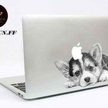 Decal Sticker Macbook Dogs Katze Decal decal macbook air sticker macbook air from findfun on etsy