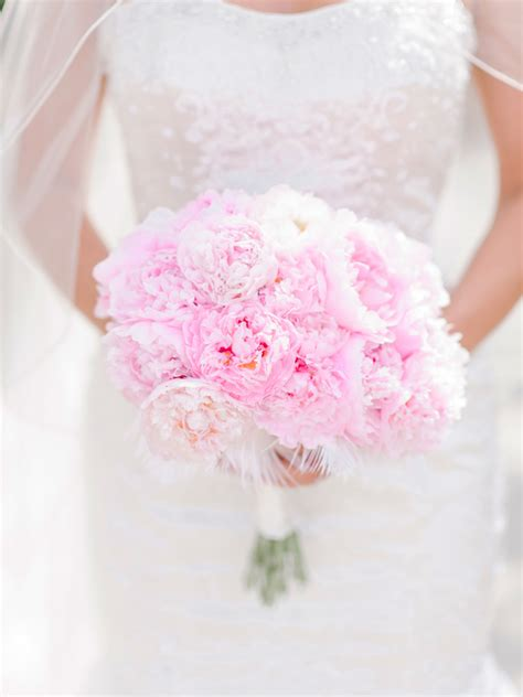 pink peonies wedding charming southern lakeside wedding belle the magazine
