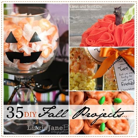 diy fall craft projects the 36th avenue 35 extraordinary diy fall projects the
